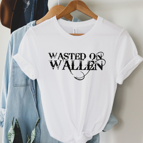 Wasted on wallen