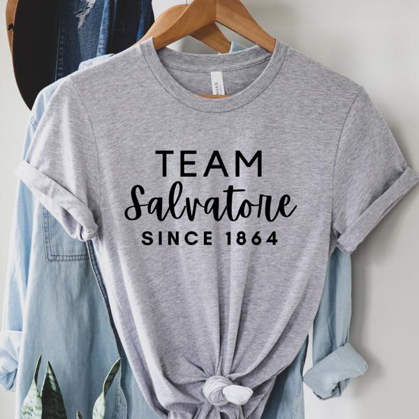 Team Salvatore since