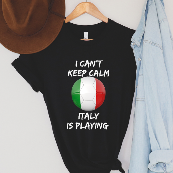 Italy soccer
