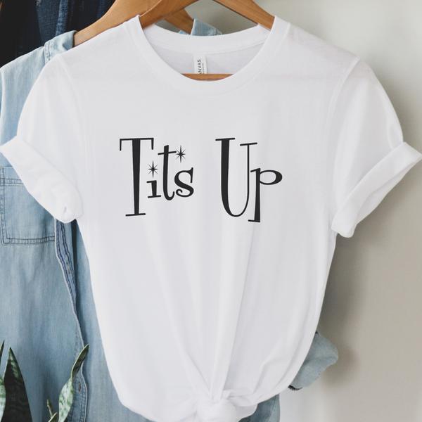 Tits up