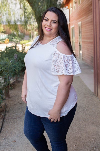 Afternoon Delight Lace Top