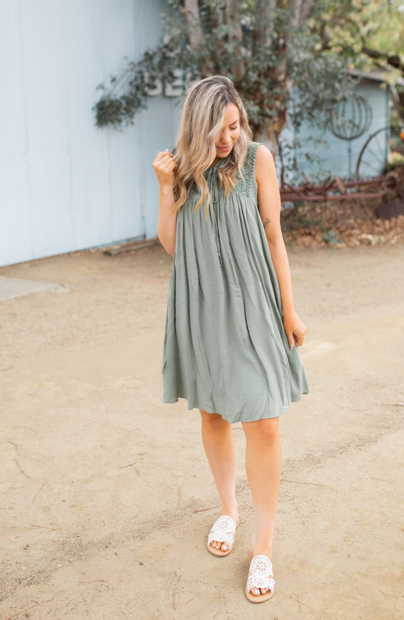 Escape From The Norm Dress