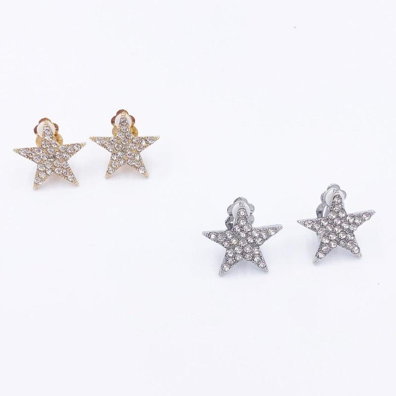 Star Sparkle Earrings