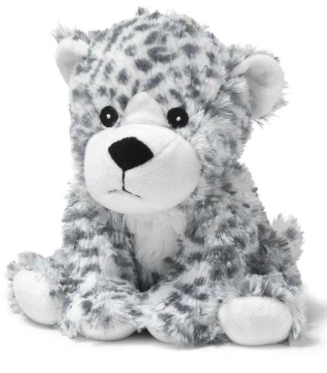 Warmies - Snow Leopard