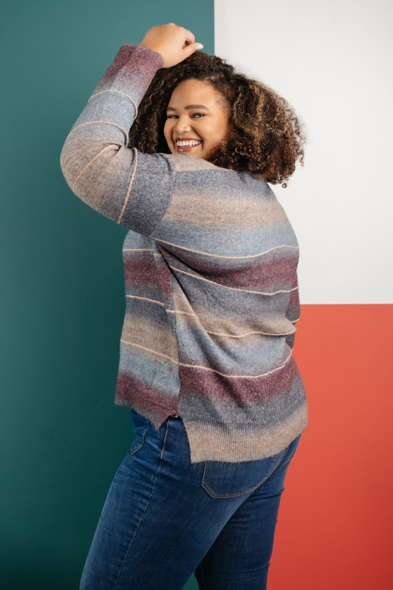More Muted Tones Sweater