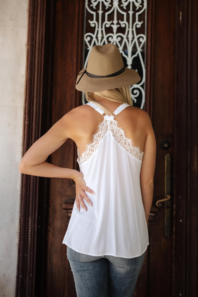 Cosette Lace Camisole