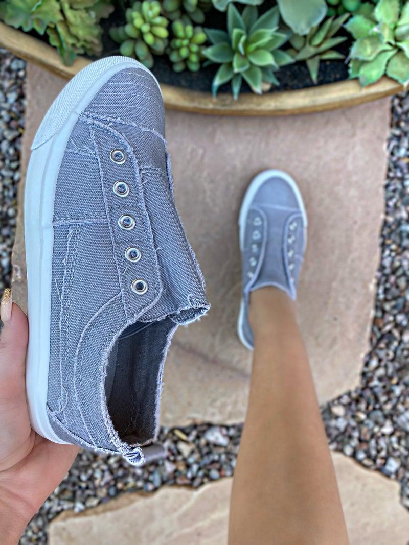 Corky's Babalu Sneaker in Grey