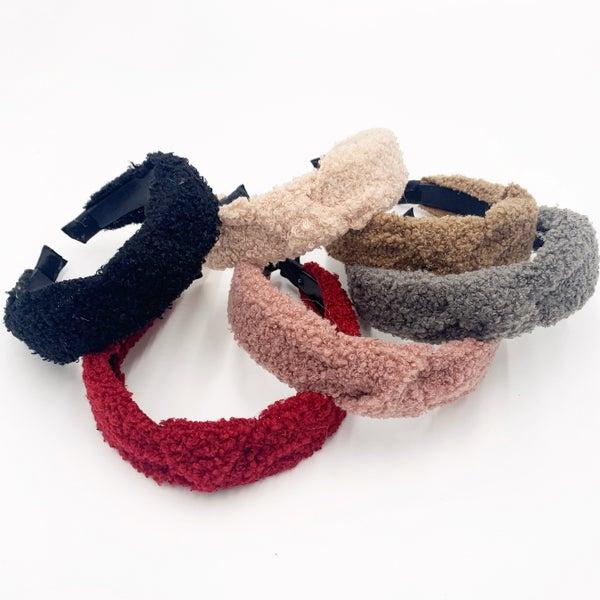Sheep Fuzz Headband