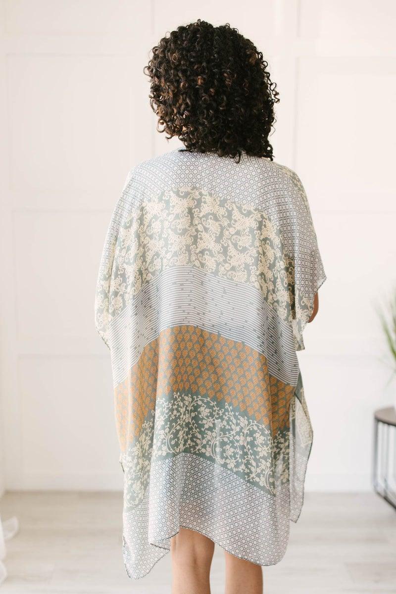 Lucky Leaf Kimono