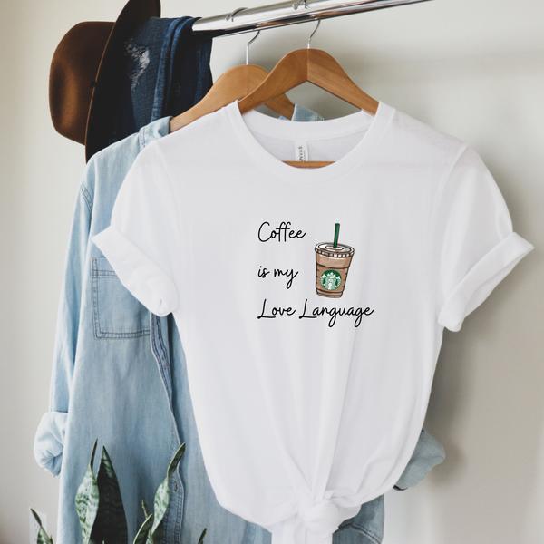 Coffee is my love language