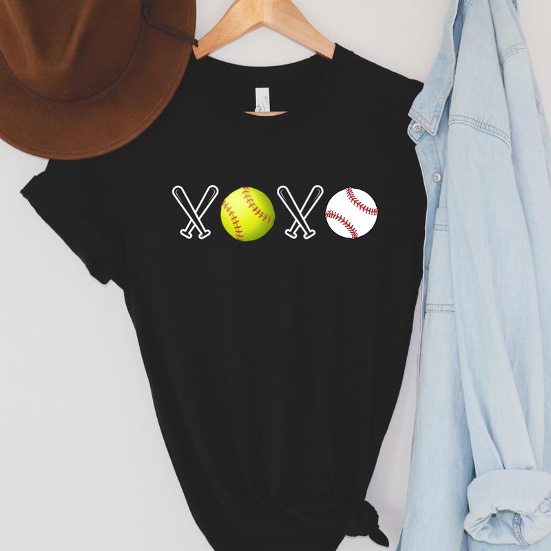 Softball baseball