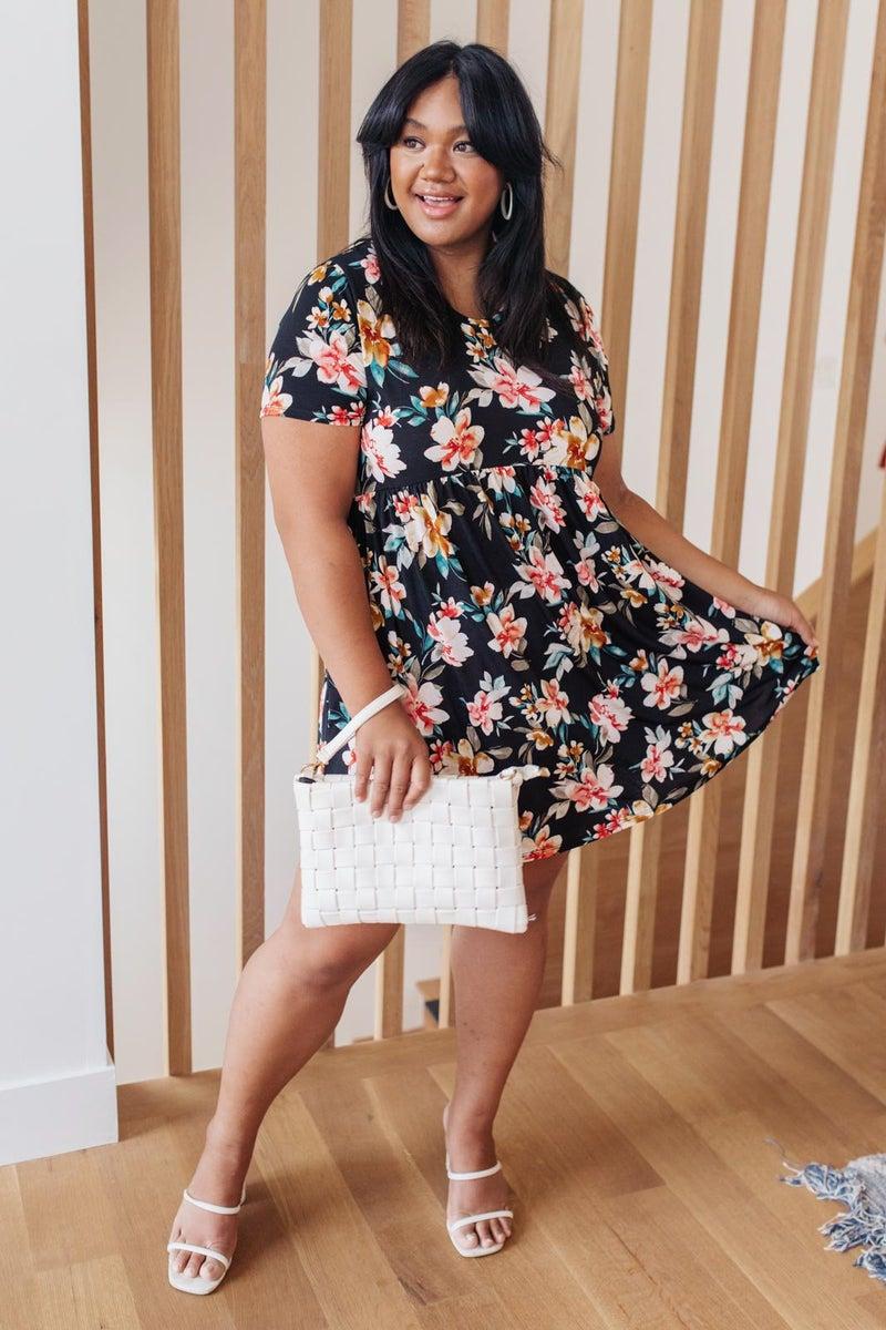 Sienna Floral Dress