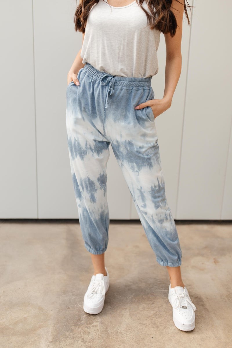 Hazy and Lazy Joggers