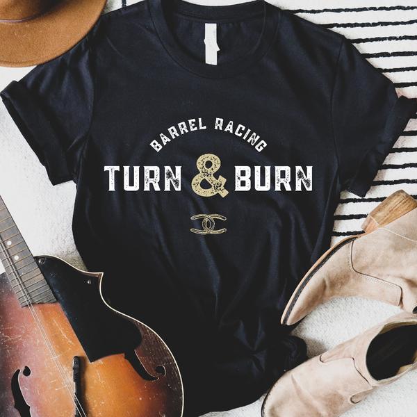 Turn & burn