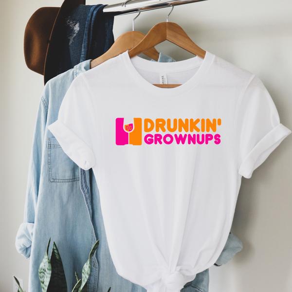 Drunk in grown ups