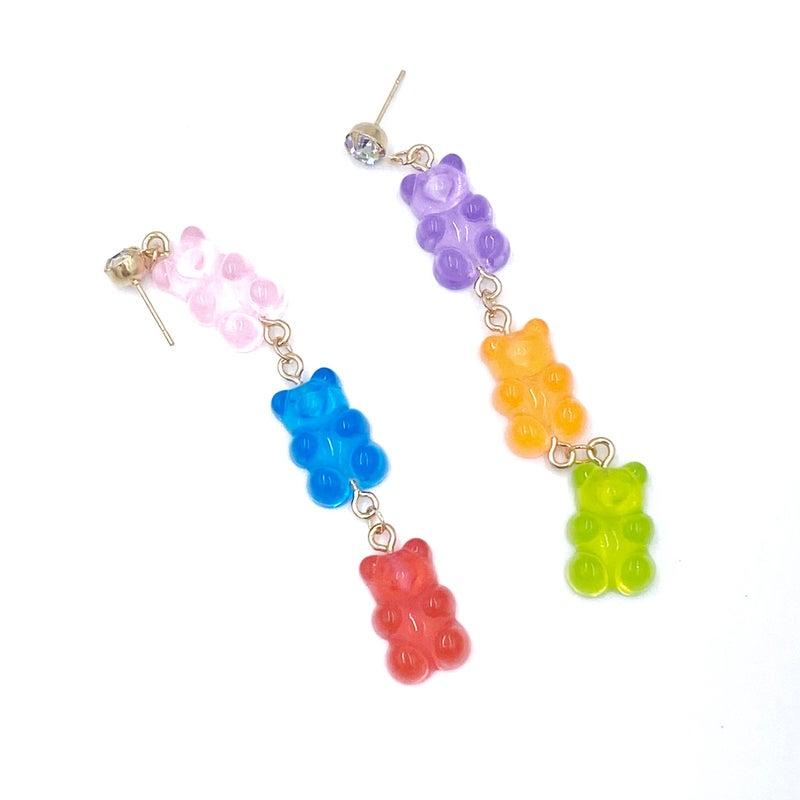Gummy Drop Earrings