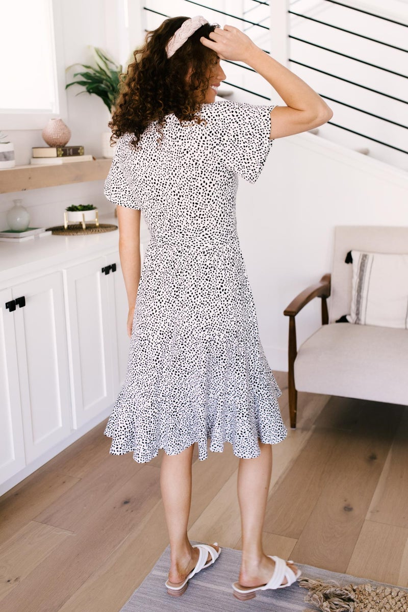 For the Love Dress in Ivory