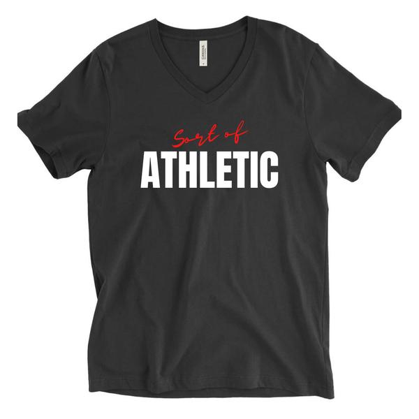 Sort of athletic