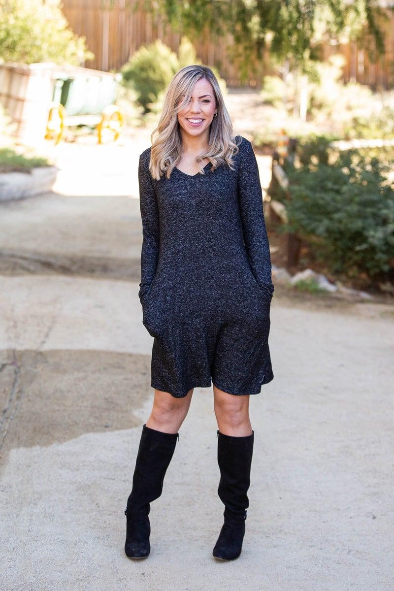 Ultimate Hacci Sweater Dress
