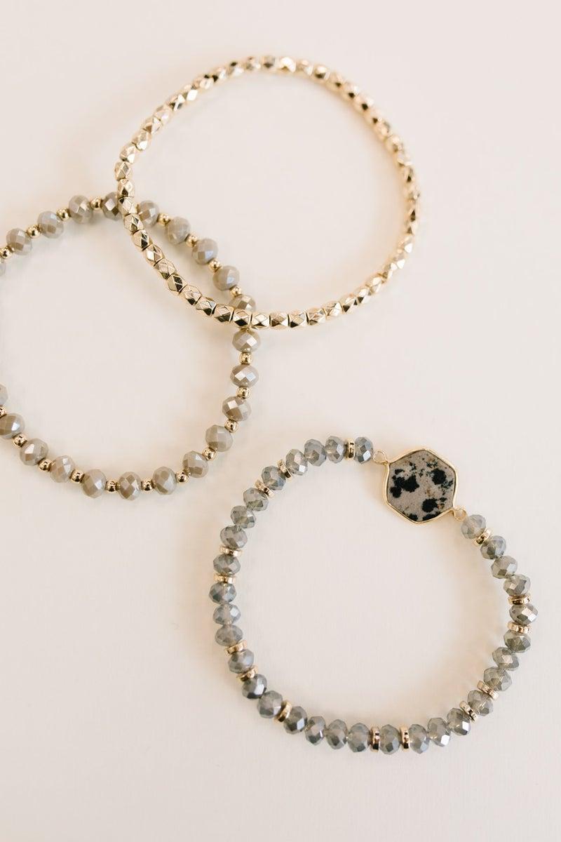 Boho Mix Bracelet Set