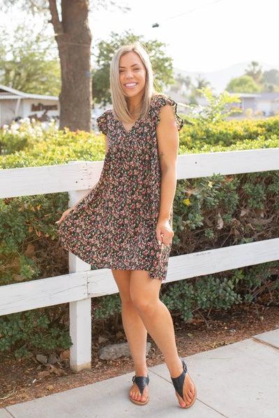 Country Gardens Summer Dress