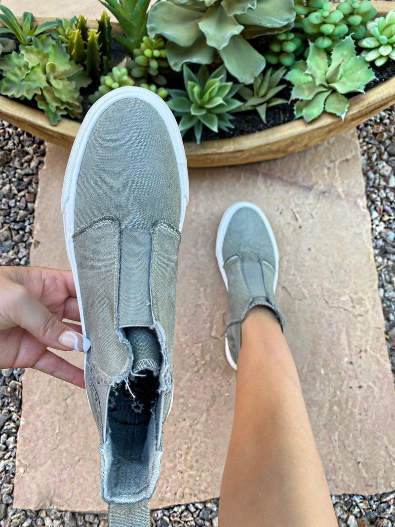 Gypsy Jazz Frankie Grey Sneaker