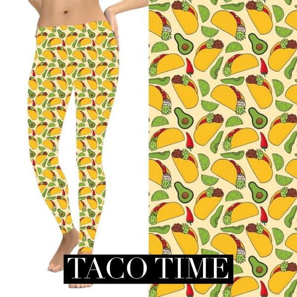 PREORDER Taco Time