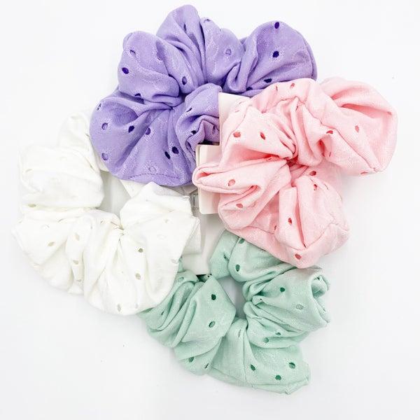 Pastel Large Scrunchie