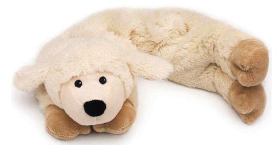 Warmies Animal Wraps - Sheep