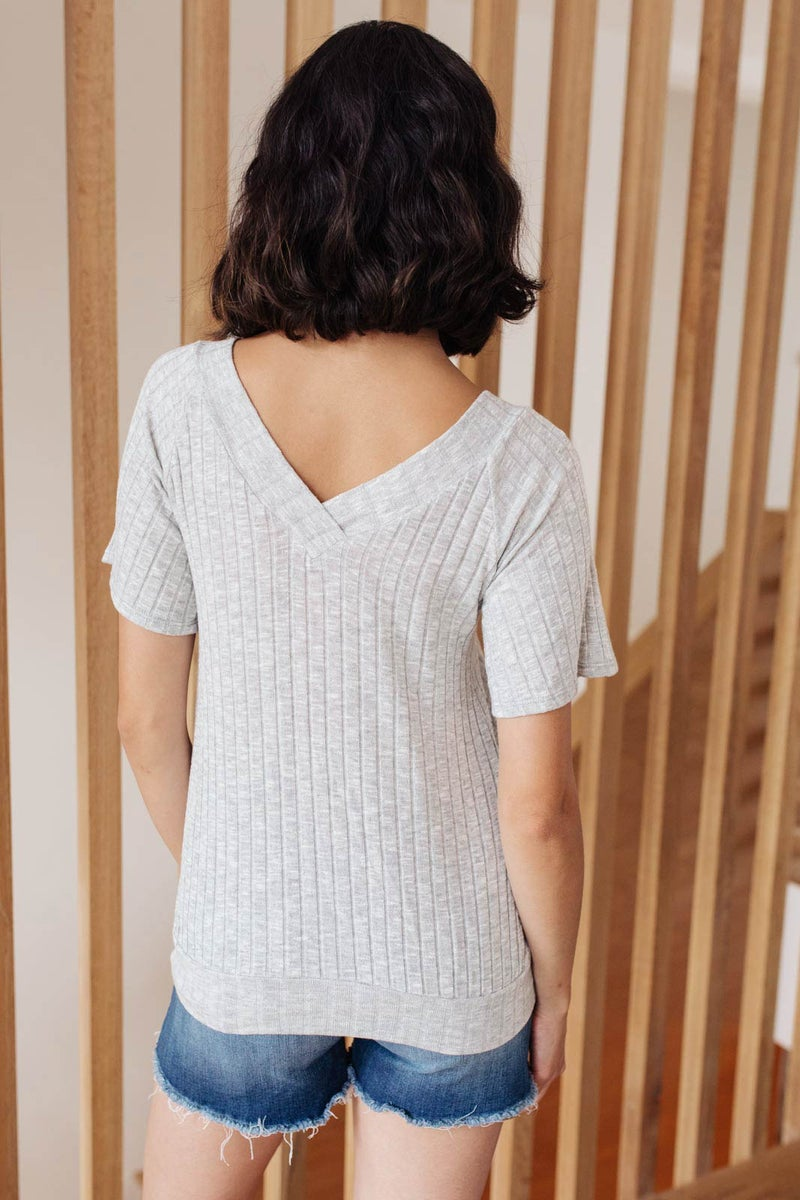 Soft And Subtle Top