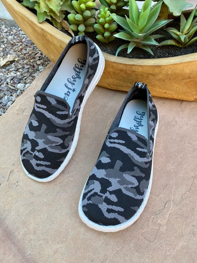Very G Swift Sneaker in Camo
