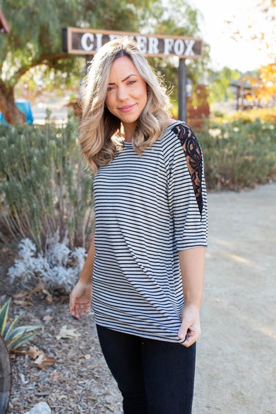Dare to lead Short Sleeve Top