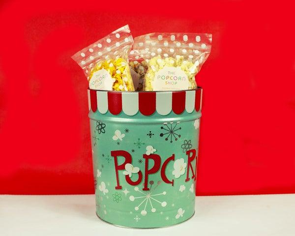 Popcorn Winter Blast Tin