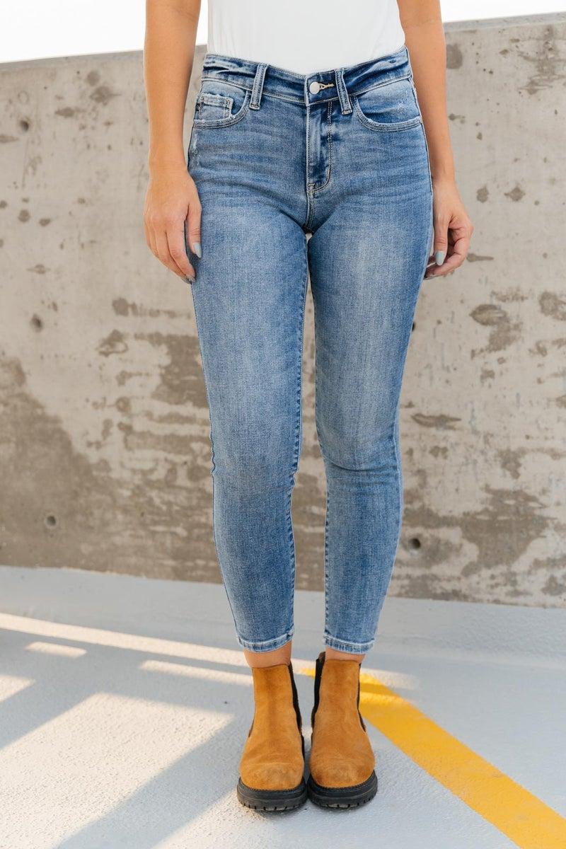 Blue Skies Skinny Jeans