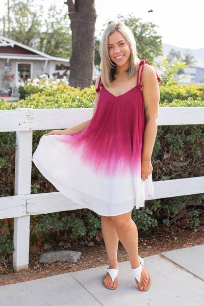 Dipped With Love Summer Dress