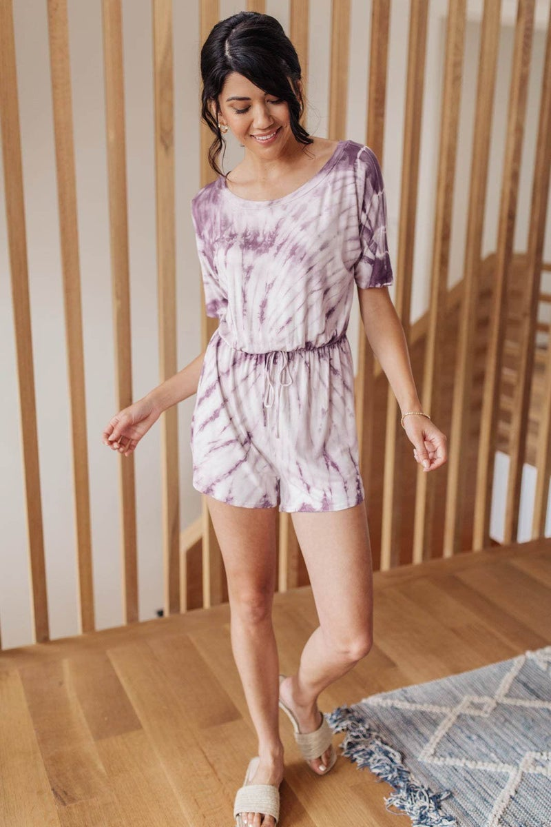 Relaxed But Ready For Anything Romper