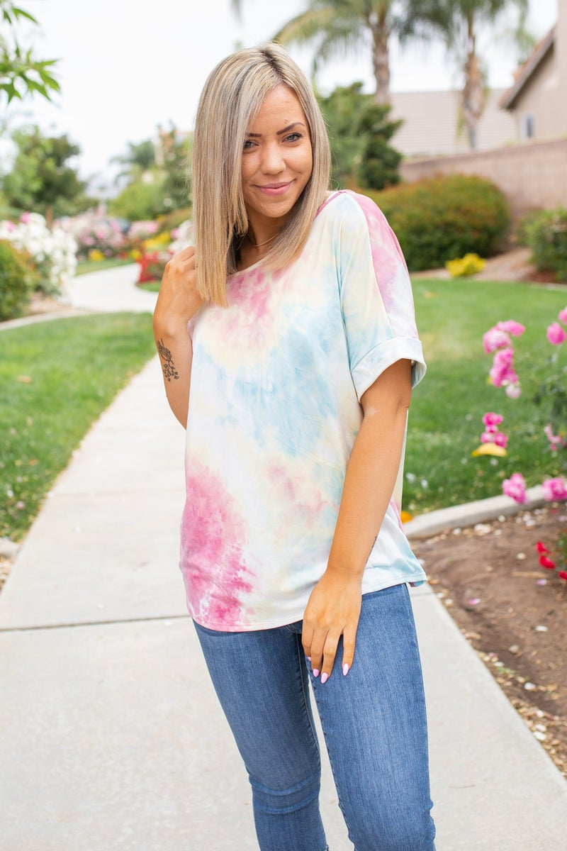 Dyed with Love Dolman