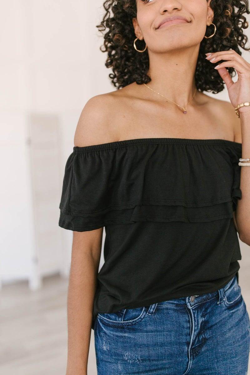 Sexy Señorita Off-Shoulder Top