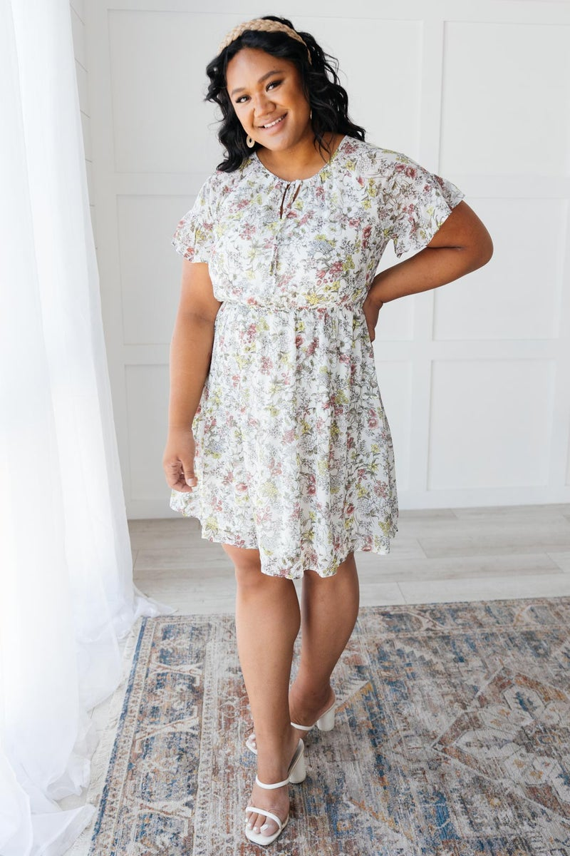 Wildflower Sun Dress