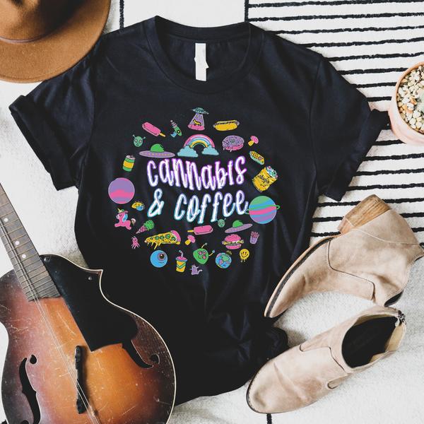 Cannabis and coffee
