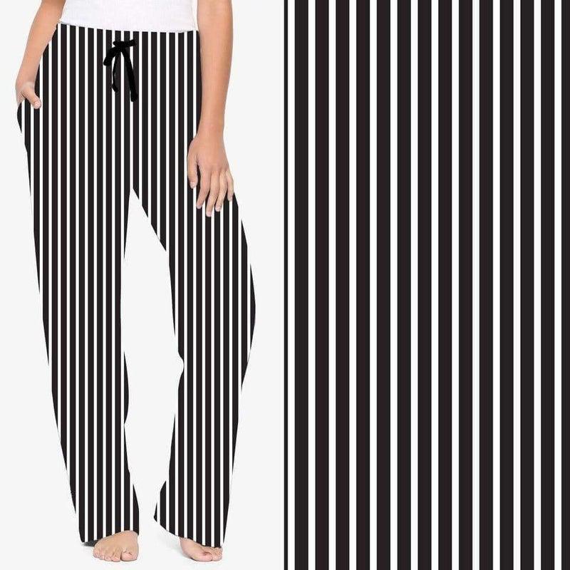 Pin Stripe Lounger