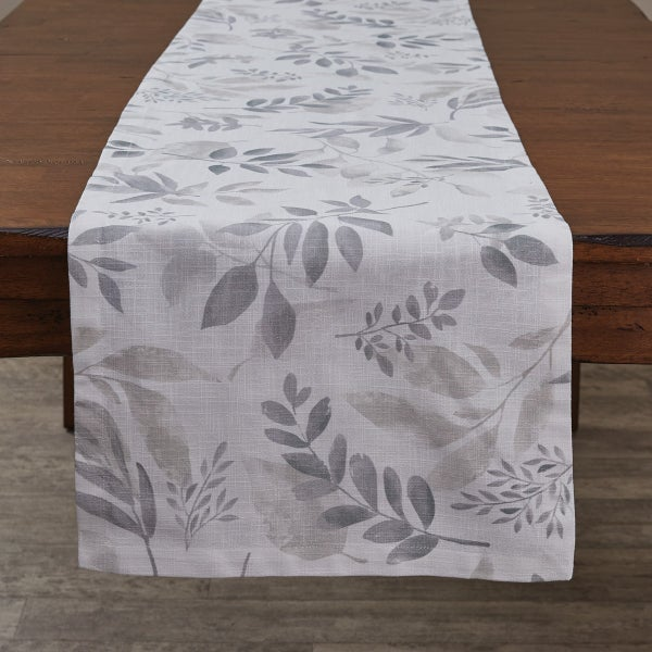 """Haven Printed Table Runner - 72""""L"""