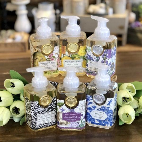 Michel Foaming Hand Soap