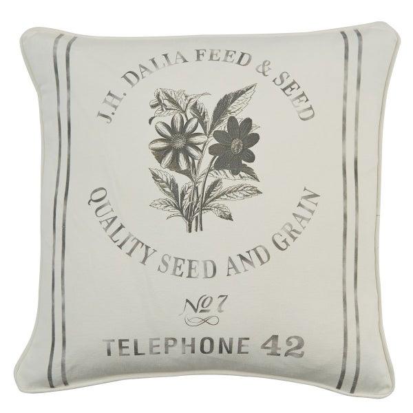 "Seed Sack Pillow - 20"""