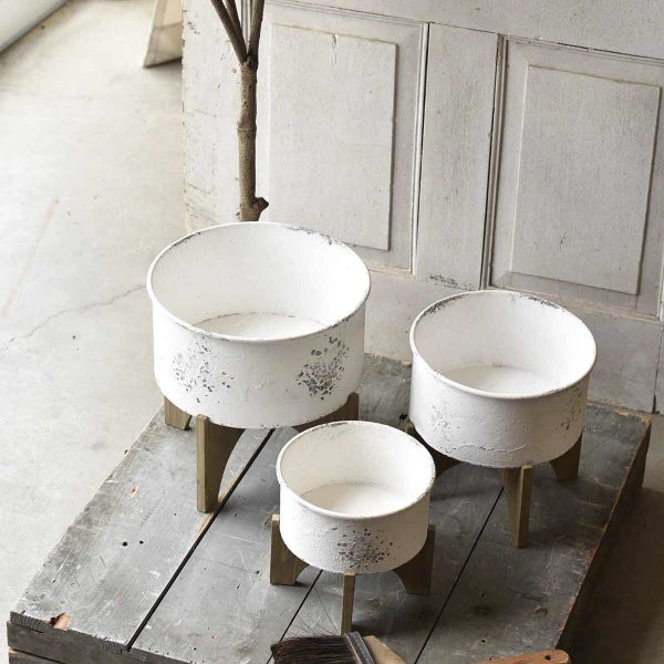 Tipping Point Planters