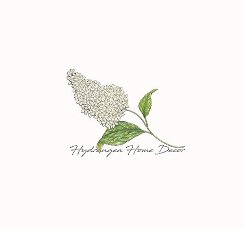 Hydrangea Home Decor