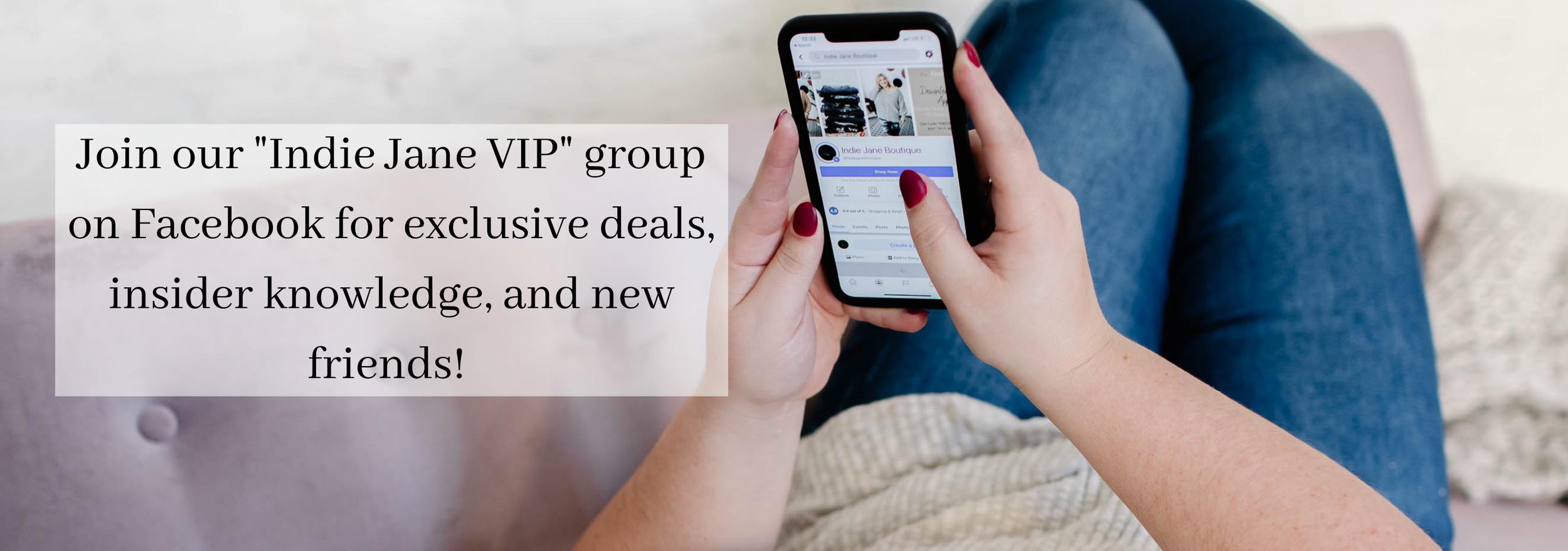 VIP Facebook Group