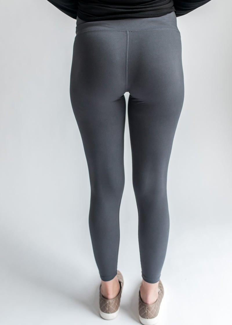 Everyday Buttah Leggings - Charcoal