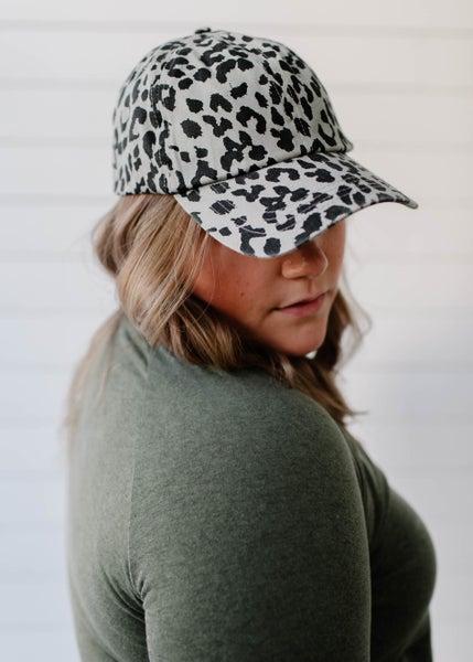 Leopard Ball Cap
