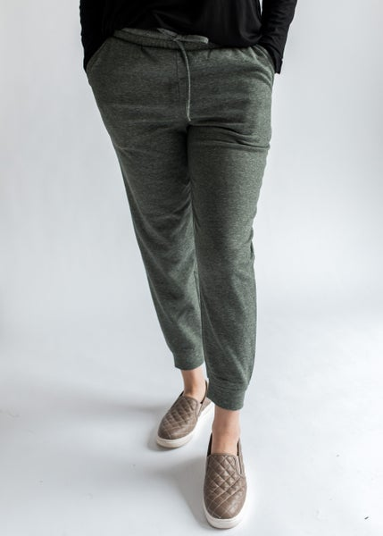 Cole - Light Olive Joggers